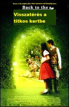 Visszatérés a titkos kertbe (2000) online film