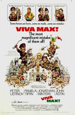 Viva Max! (1969) online film