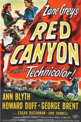 Vörös kanyon (1949) online film