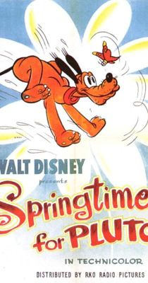 Walt Disney - Plutó tavasza (1944) online film