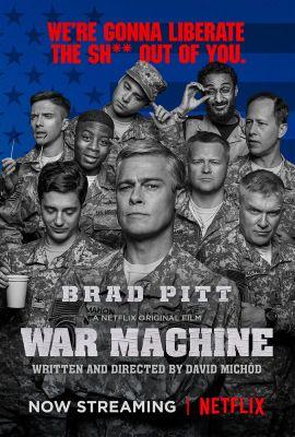 War Machine (2017) online film
