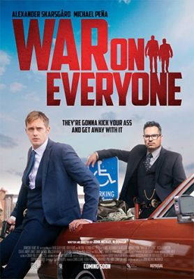 War on Everyone (2016) online film