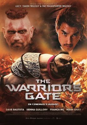 Kalandorok kapuja (The Warriors Gate) (2016) online film