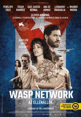 Wasp Network - Az ellenállók (2019) online film