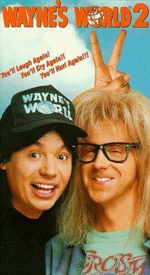 Wayne világa 2. (1993) online film