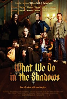 What We Do in the Shadows (2014) online film