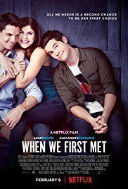 Amikor először találkoztunk (When We First Met) (2018) online film