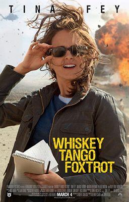 Whiskey Tango Foxtrot (2016) online film