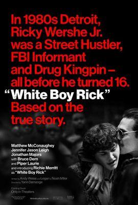 White Boy Rick (2018) online film