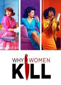 Why Women Kill 1. évad (2019) online sorozat
