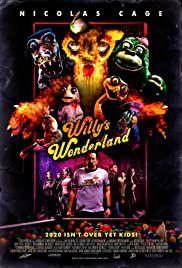 Willy's Wonderland (2021) online film