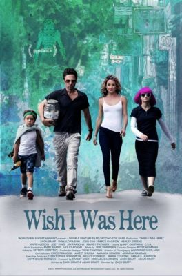 Wish I Was Here (2014) online film