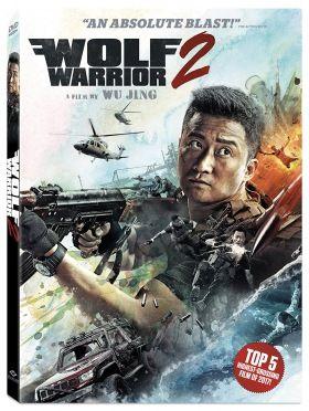 Wolf Warrior 2 (2017) online film