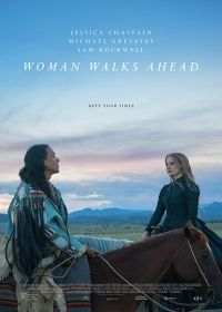 Woman Walks Ahead (2017) online film