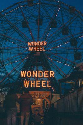 Wonder Wheel: Az óriáskerék (2017) online film