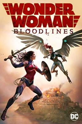 Wonder Woman: Bloodlines (2019) online film