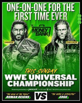 WWE Money in the Bank (2021) online film