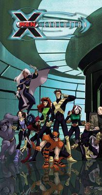 X-Men: Evolúció 2. évad (2001) online sorozat