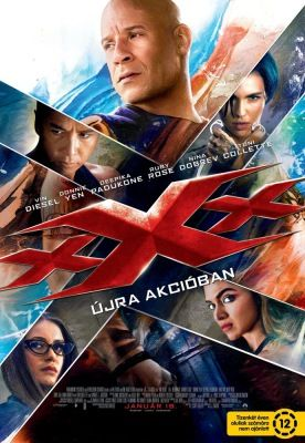 xXx: Újra akcióban (2017) online film