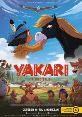 Yakari - A mozifilm (2020) online film