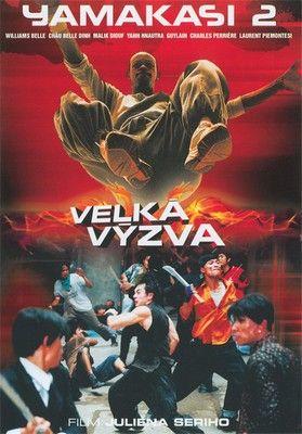 Yamakasi 2. - Utcai szamur�jok (2004)