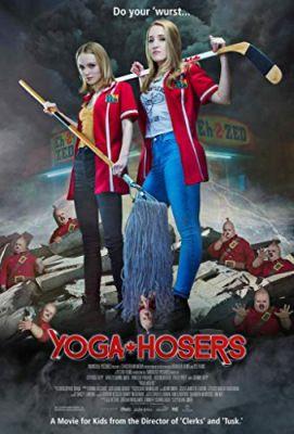 Yoga Hosers - Jógapancserek (2016) online film