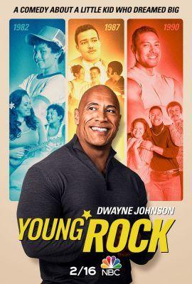 Young Rock 1. évad (2021) online sorozat