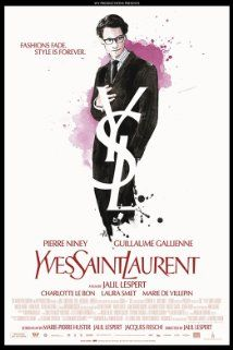 Yves Saint Laurent (2014) online film