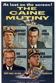 Zendülés a Caine hadihajón (1954) online film