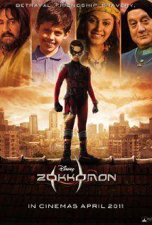 Zokkomon az igazságtevő (2011) online film