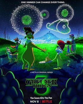 Zöld sonka és zöld tojás 1. évad (2019) online sorozat