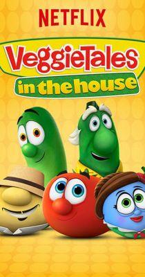 Zöldségmesék a házból 1. évad (2014) online sorozat