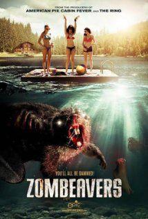 Zombihódok támadása (Zombeavers) (2014) online film