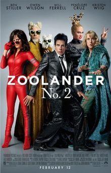 Zoolander 2. (2016) online film