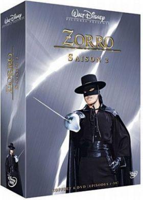 Zorro 2. évad (1958) online sorozat