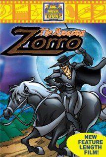 Zorro elképesztő kalandja (2002) online film