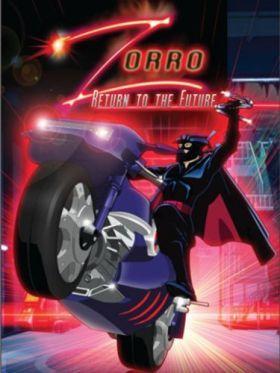 Zorro: visszatér a jövőbe (2007) online film