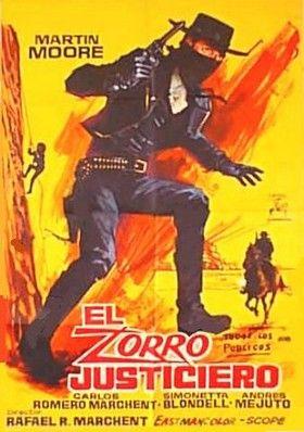 Zorro, a musztángok ura (1969) online film