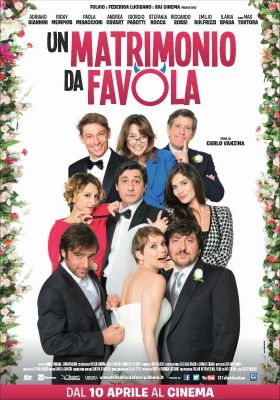 Zűrös olasz esküvő (2014) online film